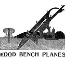 1903 Bailey Adjustable Wood Plane No. 23 Handbill Stanley Rule & Level Co. by toolemera