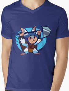 Meepo The Geomancer Mens V-Neck T-Shirt