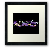 Party Hat Pikachu 2 Framed Print