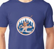 Yoenis Cespedes #52 - New York Mets Unisex T-Shirt