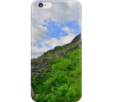 The Lake District: Yewbarrow - A Fell With 'Stile' iPhone Case/Skin