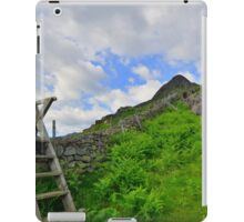 The Lake District: Yewbarrow - A Fell With 'Stile' iPad Case/Skin