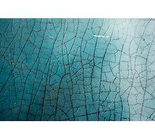 Ice Blue Photographic Print