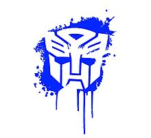 Autobot Transformers Photographic Print
