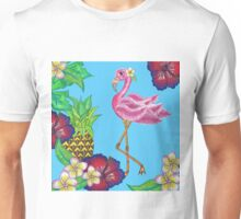 tropical island Unisex T-Shirt