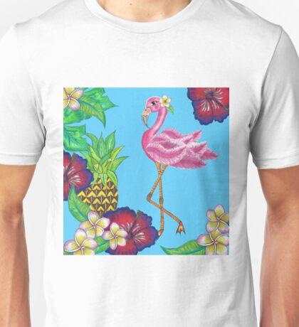 tropical island Unisex T-Shirt