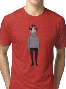 Small traveller Taehyung Tri-blend T-Shirt