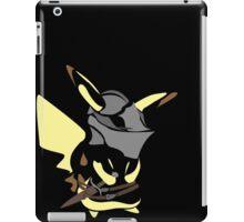 Pika-Knight iPad Case/Skin