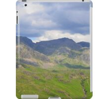 The Lake District: Scafell Range iPad Case/Skin