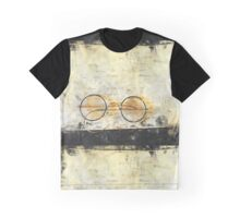 Father's Glasses Graphic T-Shirt