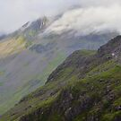The Lake District: Corridor Route on Scafell by Rob Parsons