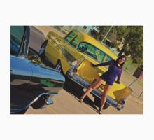Yellow Chevy Kids Clothes
