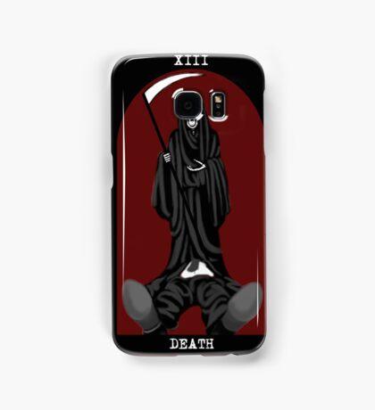 Death Tarot Samsung Galaxy Case/Skin