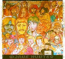 Rock and Roll Soul Music Gods and Goddesses by ladyjayne2983