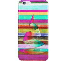 Pink cone. iPhone Case/Skin