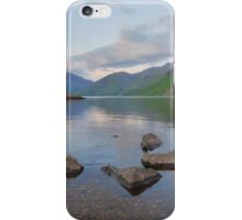 The Lake District: Last Light at Wastwater iPhone Case/Skin