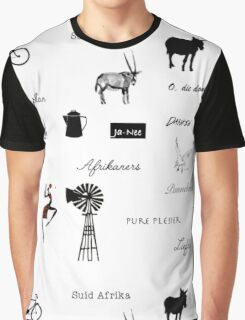 Beelde van Afrika 2 / Images of Africa 2 Graphic T-Shirt