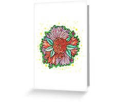 Riot of Spring Greeting Card