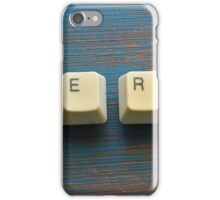 NERD iPhone Case/Skin