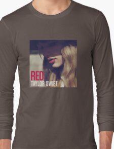 Red Album Long Sleeve T-Shirt