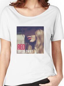 Red Album Women's Relaxed Fit T-Shirt