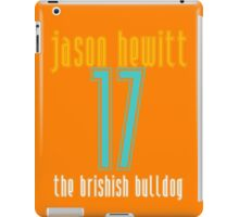 Jason Hewitt iPad Case/Skin