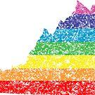 virginia rainbow by chromatosis