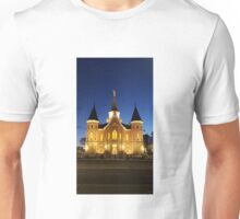 Provo Tabernacle Temple Unisex T-Shirt