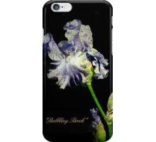 """Iris """"Babbling Brook"""" iPhone Case/Skin"""