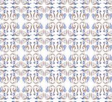 Blue Olives #4 Sticker