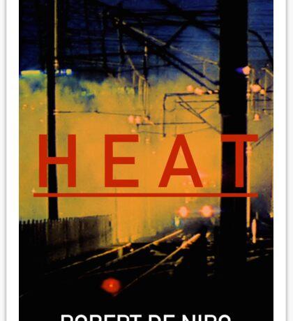 HEAT 5 Sticker