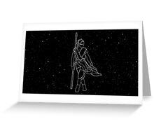 Rey Skywalker  Greeting Card
