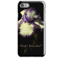 "Iris ""Presby's Crown Jewel"" iPhone Case/Skin"