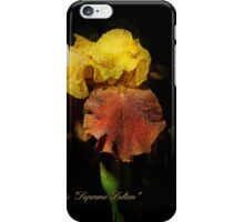 "Iris ""Supreme Sultan"" iPhone Case/Skin"