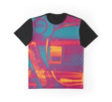 Leftover Tech - Electric Color Graphic T-Shirt