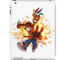 Crash!! iPad Case/Skin