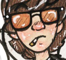 John Lennon 1966 Paperback Writer 2/4 Sticker