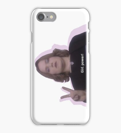 Girl Power - Daisy Spaced iPhone Case/Skin