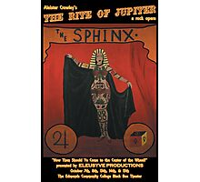 Sphinx Limited Edition Rite of Jupiter Poster  Photographic Print