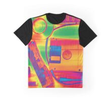 Leftover Tech - Rainbow Graphic T-Shirt