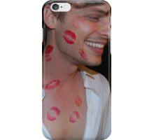 Matthew Gray Gubler Kisses iPhone Case/Skin