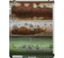 Centre Rust iPad Case/Skin