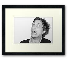 Silly Gube Framed Print
