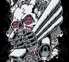 Moto Skull by viSion Design