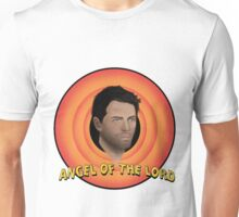 Castiel Angel Of The Lord - Looney Tunes Character Logo Unisex T-Shirt