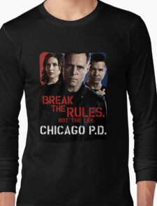 Chicago PD Long Sleeve T-Shirt