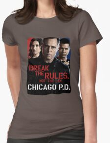 Chicago PD Womens Fitted T-Shirt