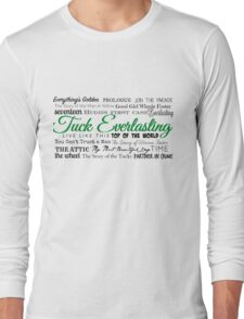 Tuck Everlasting OBC Long Sleeve T-Shirt