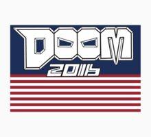Doom 2016 One Piece - Short Sleeve