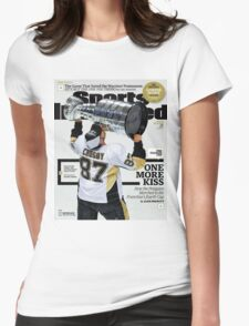June 2016 Sports Illustrated - Sidney Crosby Womens Fitted T-Shirt